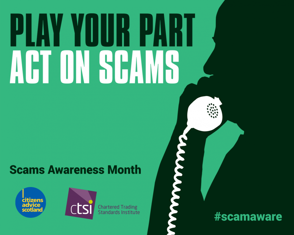 SCAM Awareness Month - July 2017